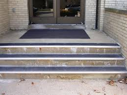 commercial rubber stair treads house exterior and interior the