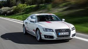audi a7 self driving we try audi s a7 self driving car bt