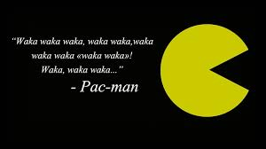 Pac Man Meme - that was deep pac man very deep pacman meme retrotari game room