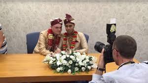 mariage musulman chrã tien le royaume uni a célébré premier mariage homosexuel musulman