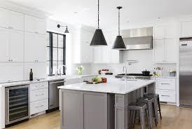 white kitchen cabinets grey island white cabinets with grey island ideas photos houzz