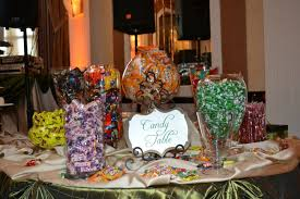 wedding candy table wedding candy table for dessert weddingdecorateidea