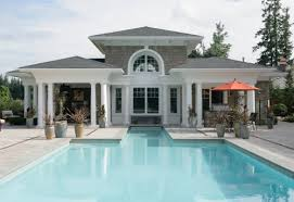 luxury house plans with pools guest pool house designs images like a lovely guest house