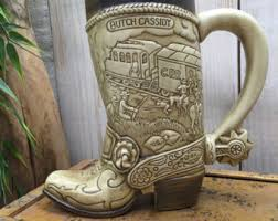 Cowboy Boot Planter by Cowboy Boots Vase Etsy