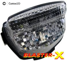 Led Lights For Motorcycle Motorcycle Led Tail Lights With Integrated Turn Signals Custom Led