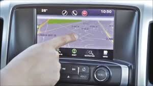 gmc intellilink system navigation youtube