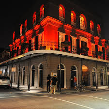 best haunted places in new orleans travel leisure