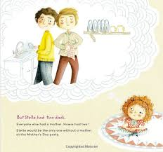 mothers day books stella brings the family a special s day book for kids