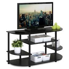 Simple Tv Stands Amazon Com Furinno Furinno Jaya Simple Design Corner Tv Stand