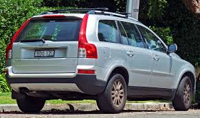 foto bdg land rover 2011 volvo xc90 information and photos zombiedrive