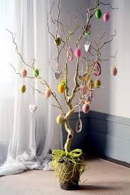 easter ornament tree diy charming easter trees for a festive celebration