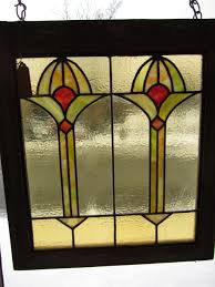 antique stained glass transom window architectural yesterday u0027s treasures