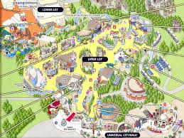Universal Studios Orlando Interactive Map by Meet The World Universal Studios Part 1 Transformers The Ride