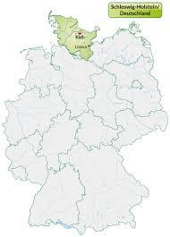 Kiel Germany Map by