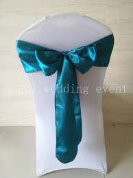 teal chair sashes chair sashes teal blue promotion shop for promotional chair sashes