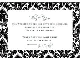 Wedding Gift Thank You Notes The 25 Best Thank You Card Wording Ideas On Pinterest Wedding