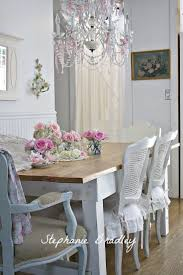 custom dining table chairs shabby chic concept dining room in