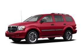 2008 dodge durango new car test drive