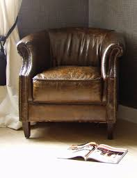Vintage Leather Club Chair Furniture Swivel Leather Chair Leather Club Chair Wayfair Chairs
