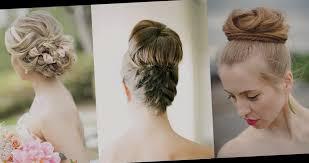 coiffure pour mariage invit coiffure cheveux mi invitee mariage pour un invite les