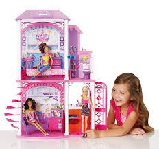 amazon com barbie 2 story beach house toys u0026 games