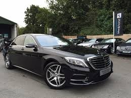 mercedes s class for sale uk used 2015 mercedes s class s 350 d l amg line 40160 worth of
