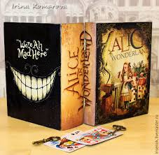 buy alice wonderland book box livemaster shop