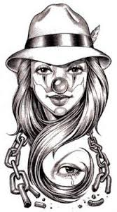 clown gangster clown designs projects to