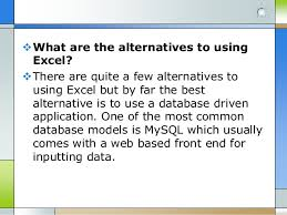 How To Use Spreadsheet As Database The Advantages Of A Database Excel Spreadsheets