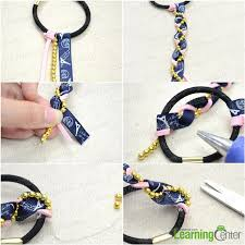 hair bands for how to make hair band on diy hair band for