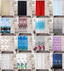 wide shower curtain shower curtain rod