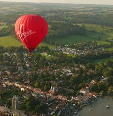 what is it like to be a virgin balloon flights pilot virgin
