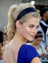 headband ponytail 5 fast and fabulous ponytail styles youqueen