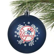 new york yankees mlb ornaments ebay