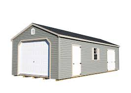 Single Car Garages by Tuscarora Structures Home Page