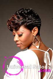 hot atlanta short hairstyles natasha johnson s ocean curls short hairstyle with hair color