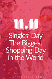 day the biggest shopping day in the world