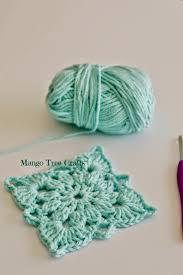 mango tree crafts crochet square pattern and photo tutorial