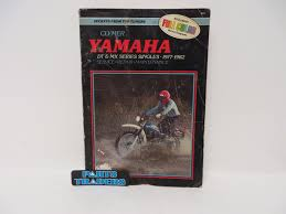 clymer service repair maintenance manual yamaha dt mx series
