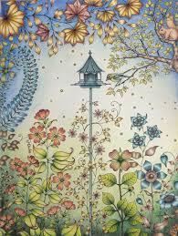 beautiful secret garden coloring book 2018 free garden design
