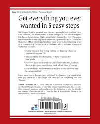 amazon com how to get everything you ever wanted complete guide