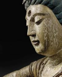 an exceptional song figure of guanyin to be offered in the asian