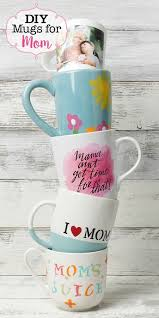 mothers day mugs things to make for s day 11 gorgeous handmade gifts for