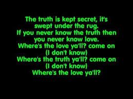 where s black eyed peas where is the love lyrics youtube