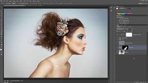 tutorial photoshop cs3 professional retouch airbrush and smooth skin professionally in photoshop youtube