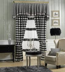 Plaid Curtain Material The New Plaid Checkered Curtains New Curtain Fabric Screens