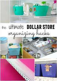 dollar tree hacks brilliant dollar store organizing hacks for every room in your house