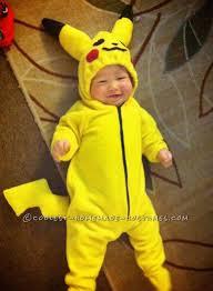 pikachu costume adorable pikachu baby and ash costume ash costumes and babies