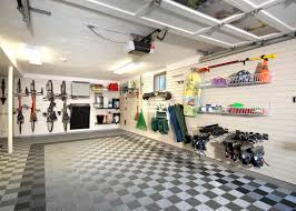 double garage interior design with ideas home mariapngt