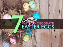 eco easter eggs 7 creative non toxic ways to decorate your own easter eggs